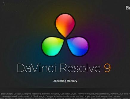 达芬奇调色DaVinci Resolve9.0第四季高级创意调色视频教程中文字